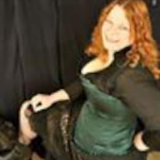 Shelley felhasználói profilja