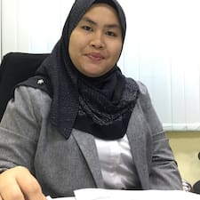 Ainul Azzieati felhasználói profilja