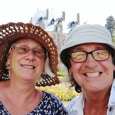 Mary & Summer & David User Profile