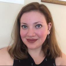 Gillian - Uživatelský profil