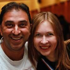 Profil utilisateur de Hanif & Nina