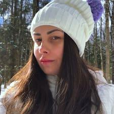 Evgenya的用戶個人資料