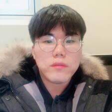 Sang Bum felhasználói profilja