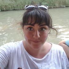 Henkilön Rocío käyttäjäprofiili