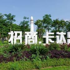 军海 - Uživatelský profil
