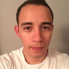 Gebruikersprofiel Tiago