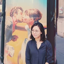 Eun-Hye felhasználói profilja