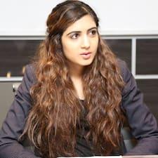 Shaeera User Profile