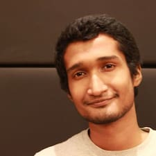 Akshay Rajendra felhasználói profilja