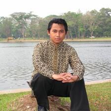 Profil utilisateur de Prabowo