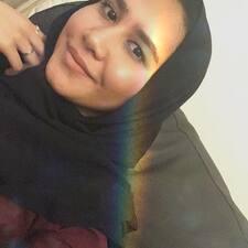 Profil utilisateur de Haziqah