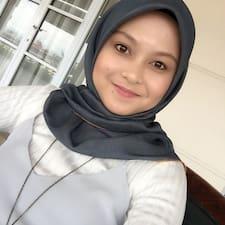 Profil Pengguna Syazwani
