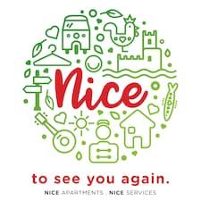 Nice - Uživatelský profil