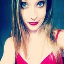 Doriane felhasználói profilja