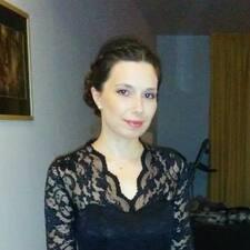 Madalina Brukerprofil