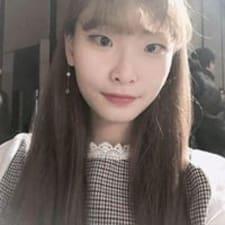 Profil utilisateur de Ranhee