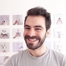 Profil utilisateur de Carlos Andrés