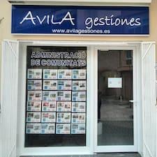 Henkilön AVILA Gestiones käyttäjäprofiili