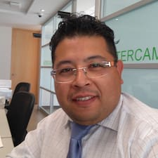Ricardo Israel Brugerprofil