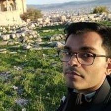 Shafkat User Profile