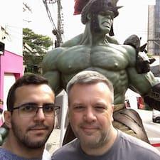Rob & Paulo felhasználói profilja