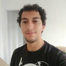 Profil Pengguna Pedro César