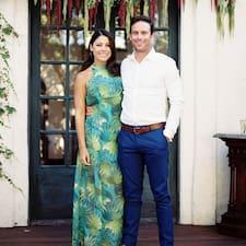 Cristina & Jeremie - Uživatelský profil