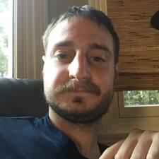 Profil utilisateur de Tucker