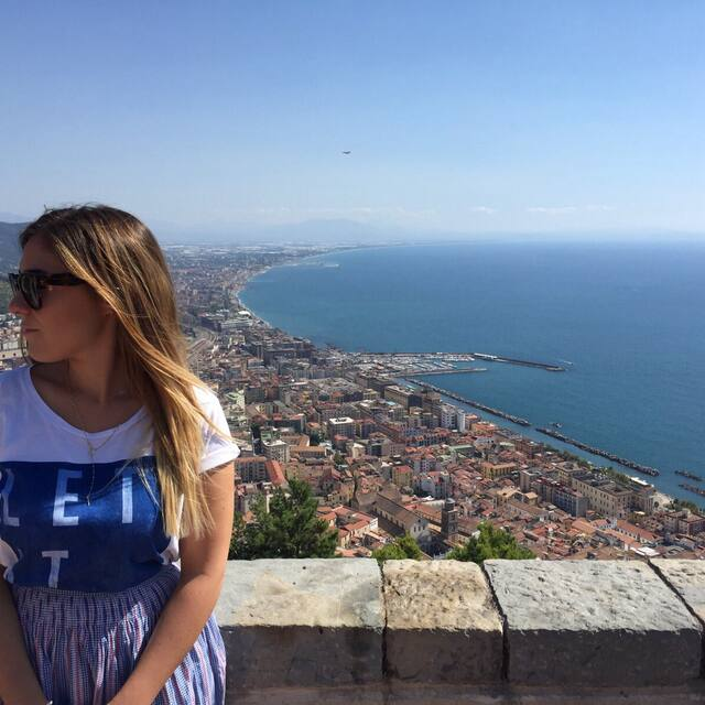 Guidebook for Salerno