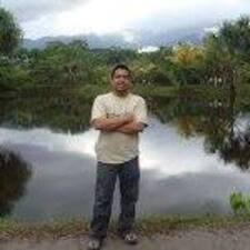 Jorge L felhasználói profilja
