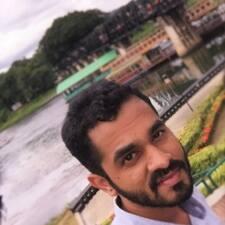 Perfil do usuário de Arvind