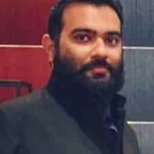 Rakshit felhasználói profilja
