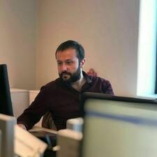 Mehmet Can felhasználói profilja