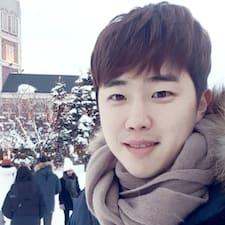 Profil utilisateur de Wonseok