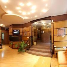 Hotel Avion User Profile