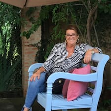 Vera Lucia Arnoni Leite De Abreu的用戶個人資料