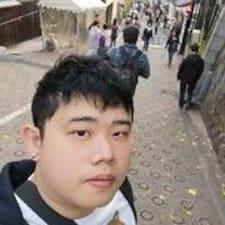 Chung的用戶個人資料
