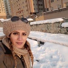 Khadijeh - Uživatelský profil