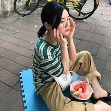 Профиль пользователя 咏梅