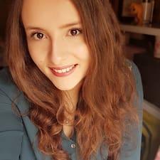 Profil utilisateur de Daphné