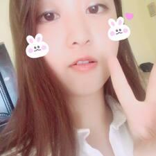 Sophie felhasználói profilja