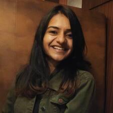Användarprofil för Shivani