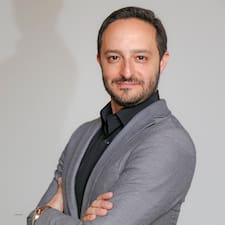 Santiago Brukerprofil