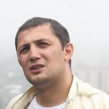 Henkilön Azer käyttäjäprofiili