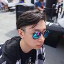 Hanzhang felhasználói profilja