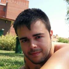 Perfil do usuário de Alfonso