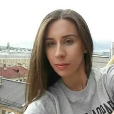 Sabina - Uživatelský profil