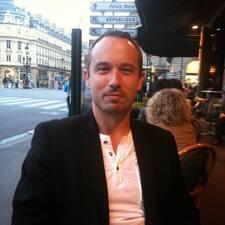 Användarprofil för René