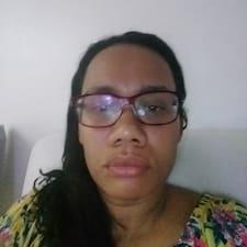Raquelle felhasználói profilja
