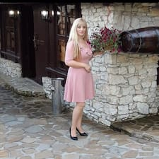 Profil utilisateur de Лусине